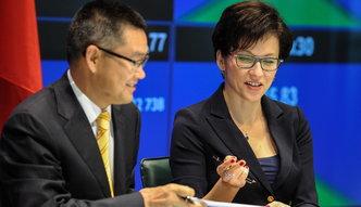 GPW podpisa�a porozumienie z chi�skim Haitong Bankiem