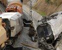 Katastrofa kolejowa w Santiago. T�um w �awie oskar�onych?