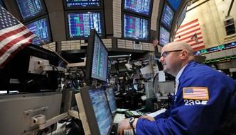 Przerwana imponująca seria wzrostów na Wall Street