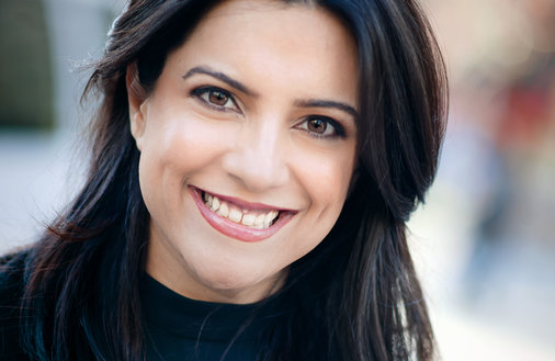 Reshma Saujani łączy największe firmy, by zachęcać kobiety do programowania