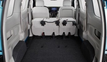 Nissan e-NV200 jednak trafi do produkcji