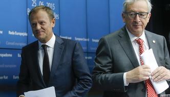Uchod�cy z Afryki. Szczyt UE spowodowa� konflikt Tuska z Junckerem?