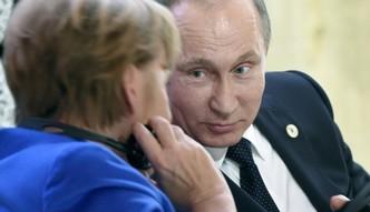 """Putin zawalczy o Nord Stream 2. """"Niemcy stan� si� g��wnym rozgrywaj�cym"""""""