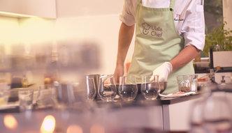 Pomys� na biznes: Prywatny kucharz na zam�wienie