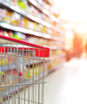 Kryzys dotkn�� greckie supermarkety