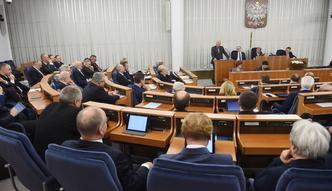 Ustawa o Trybunale Konstytucyjnym. Senat za ponownym wyborem pi�ciu s�dzi�w
