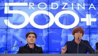 Szydło: do polskich rodzin trafi 17 mld zł