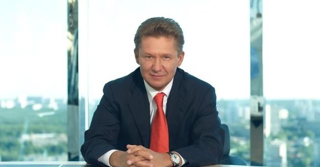Aleksiej Miller, prezes zarz�du Gazpromu
