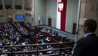 Sejm anulowa� wyb�r pi�ciu s�dzi�w Trybuna�u Konstytucyjnego