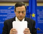 """EBC pozostawi� stopy procentowe bez zmian. Draghi: """"Rynki przetrwa�y skok w sfer� niepewno�ci"""""""