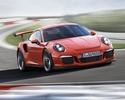 Porsche 911 GT3 RS - 500-konna prezentacja