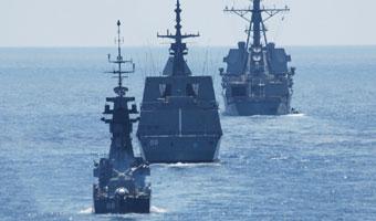Wojna z Iranem. Flota USA gotowa
