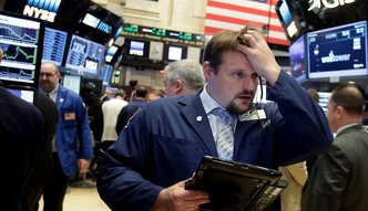 Wall Street w dół w ślad za taniejącą ropą