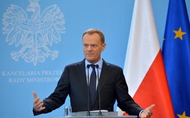 Wojska NATO w Polsce. Donald Tusk: bezpieczni s� ci, kt�rzy mog� si� broni�