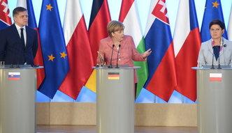 Spotkanie Grupy Wyszehradzkiej. Merkel: ludzie zaakceptuj� Europ�, je�eli ta zapewni im dobrobyt