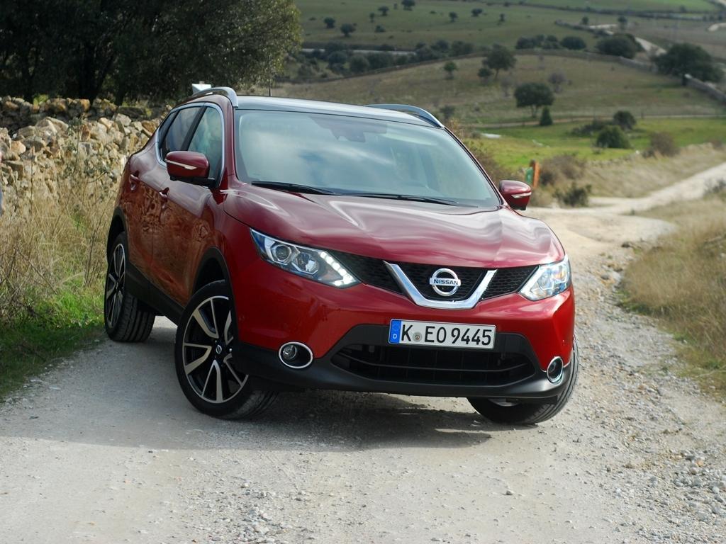 Nissan Qashqai - skazany na sukces