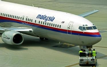 Katastrofa samolotu Malaysia Airlines. Coraz wi�cej pyta�