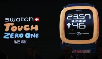 Swatch na powa�nie zabiera si� za smartwatch'e