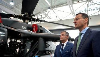 Morawiecki: wybór śmigłowców ma służyć polskiej armii i przemysłowi