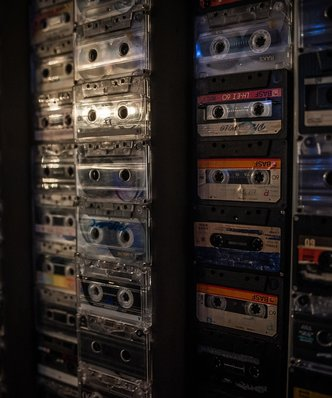 Kasety magnetofonowe przeżywają drugą młodość