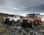 Land Rover Defender delikatnie odnowiony