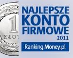 Ranking kont firmowych 2011