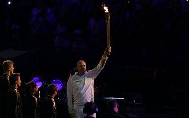 Olimpiada w Londynie. Sprawd�, kto zapali� znicz