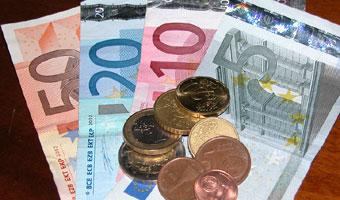 Problemy z bankotami 5 euro w Belgii