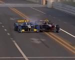 Pierwszy wy�cig Formula E i pierwszy gro�ny wypadek