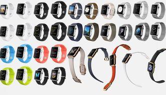 Apple przej�o 75% rynku inteligentnych zegark�w