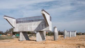 Budowa A1. W sierpniu 2016 r. zako�cz� si� prace na odcinku pomi�dzy Strykowem a Tuszynem