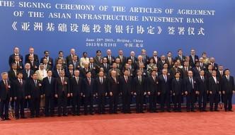 Azjatycki Bank Inwestycji Infrastrukturalnych. Senat za udzia�em Polski w utworzeniu AIIB