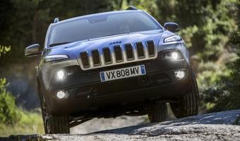 Jeep Cherokee 2014 już w Polsce