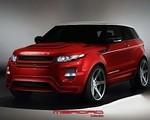 """Agresywniejszy i bardziej """"szosowy"""" Range Rover Evoque"""