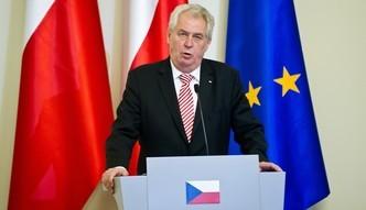 Prezydent Czech za rozbudową elektrowni atomowych