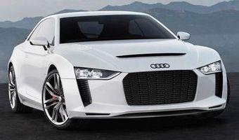 Audi  Quattro Concept do produkcji?