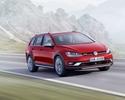 Volkswagen Golf Alltrack pojawi si� w Pary�u