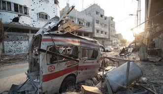 Izrael zatrzyma� ��d� z aktywistami p�yn�cymi do Strefy Gazy