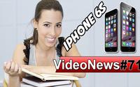 VideoNews #71 - Premiera iPhone 6S, Google blokuje Adblock i Romanse w Wiedźmin 3