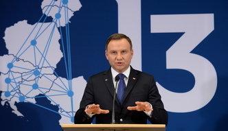 Spotkanie prezydent�w Polski i S�owenii. Rozmowy o polityce wschodniej i UE