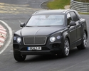 Crossover Bentleya przy�apany na torze Nurburgring