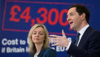 Osborne: brytyjska gospodarka silna, poradzimy sobie ze skutkami Brexitu