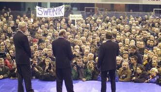 15 lat Platformy Obywatelskiej. Przypominamy jej pos�om pierwszy program partii