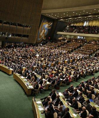 ONZ za zdj�ciem embarga na�o�onego na Kub�