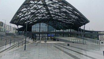 Z problemami, ale jest. Dworzec Łódź Fabryczna wśród najnowocześniejszych obiektów w Europie