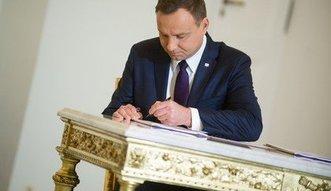 News WP money: Andrzej Duda sprawdzał, czy budżet jest legalny. Opinię sporządzał prawnik Lecha Kaczyńskiego