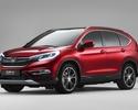 Od�wie�ona Honda CR-V dostanie nowy silnik
