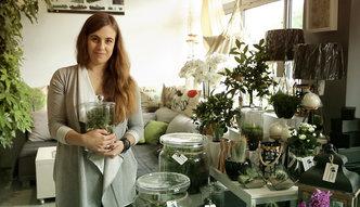 Pomys� na biznes: Pracownia florystyczna