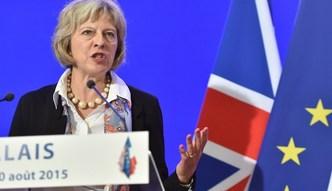 Brytyjska premier dopuszcza zmianę modelu gospodarczego po Brexicie