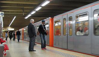 Najdro�sza linia metra bije rekordy. Ale to nie jest dobra wiadomo��
